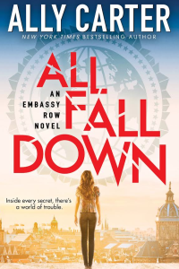 Brooke Reviews: All Fall Down by Ally Carter