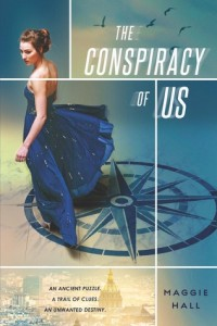 Brooke Reviews: The Conspiracy of Us by Maggie Hall