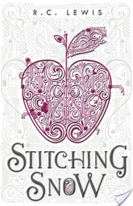 Brooke Reviews: Stitching Snow by R.C. Lewis