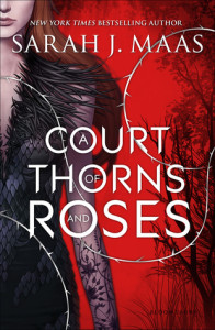 Brooke Reviews: A Court of Thorns and Roses by Sarah J. Maas