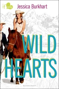 Brooke Reviews: Wild Hearts by Jessica Burkhart