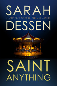 Brooke Reviews: Saint Anything by Sarah Dessen