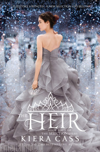 Brooke Reviews: The Heir by Kiera Cass