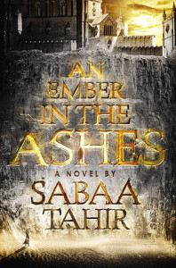 Brooke Reviews: An Ember in the Ashes by Sabaa Tahir