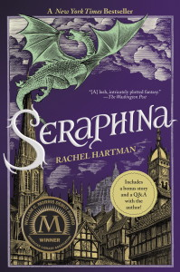 Brooke Reviews: Seraphina by Rachel Hartman