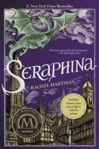 Brooke Reviews: Seraphina by Rachel Hartman