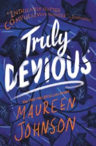 Brooke Reviews: Truly Devious by Maureen Johnson